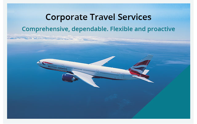 Corporate Travel Services